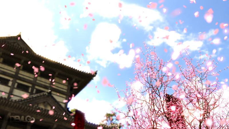Sakura. Part 1 - First Love