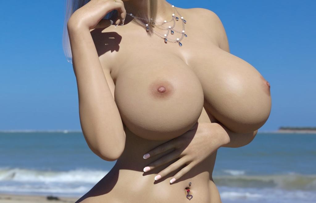 Beach Blonde - 2