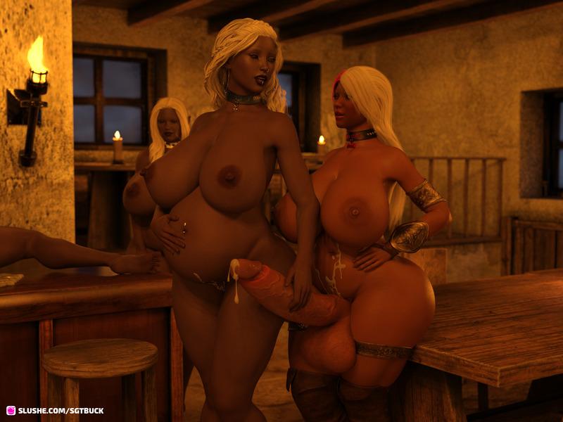 Purgy's Tavern Romp -- Part 3