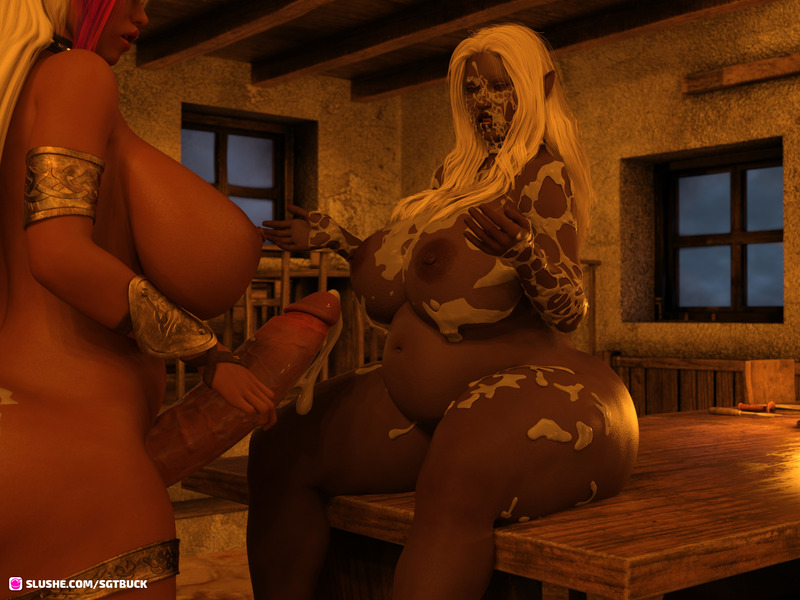 Purgy's Tavern Romp -- Part 6