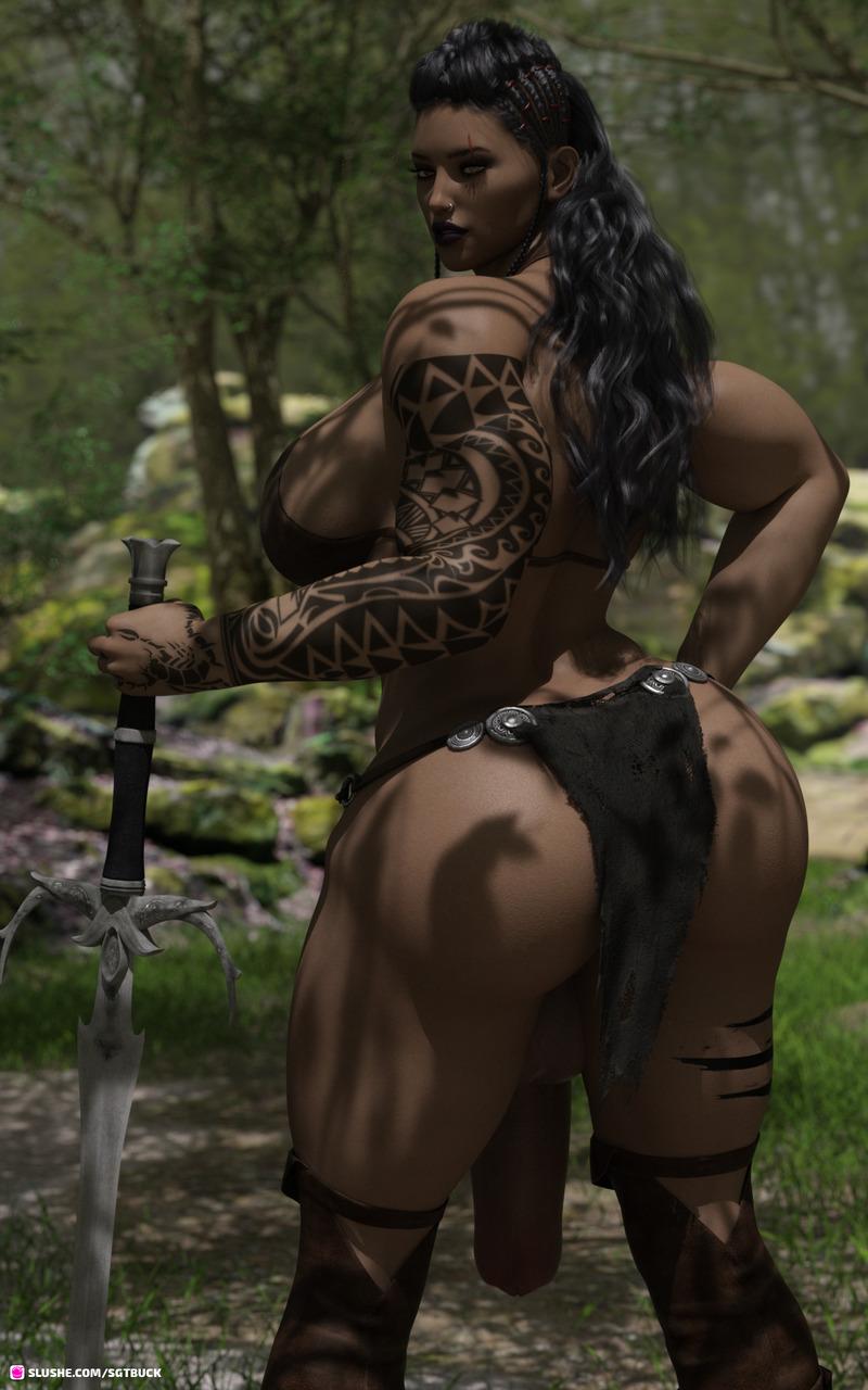The Marauder Queen