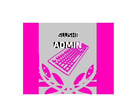 Slushe Admin badge