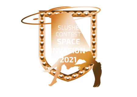 0038 Winner Badge, Space Invasion 2021