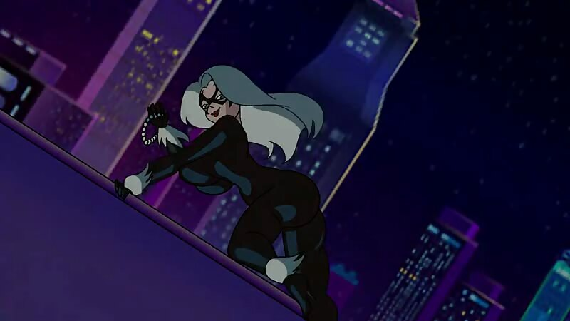 Spider-Man - Hot Black Cat