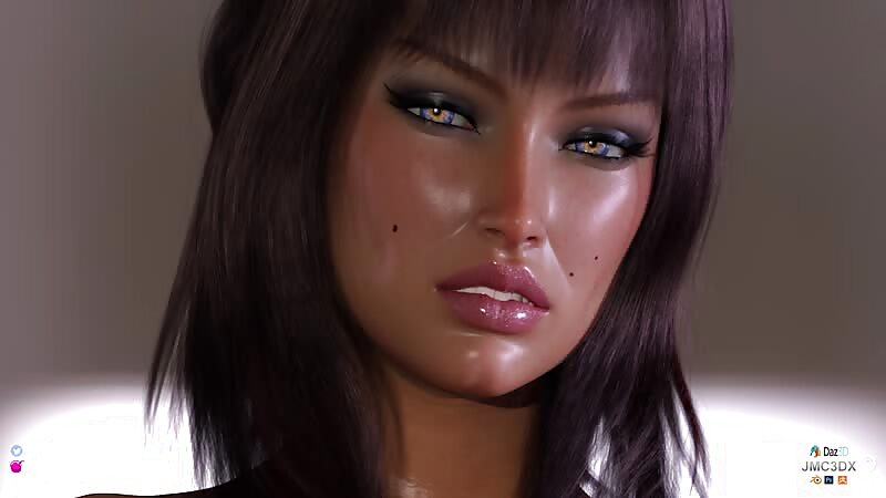 JMC3DX DAZ3D CREATIONS: Jeanny ~ Totally Recalled