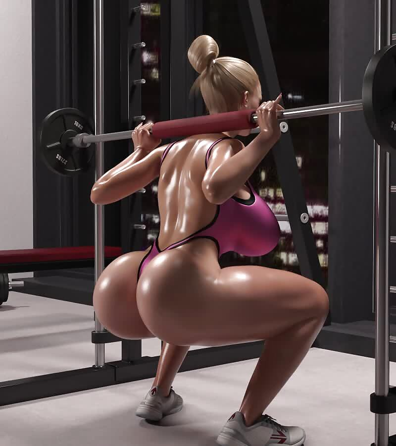 Samantha Squats