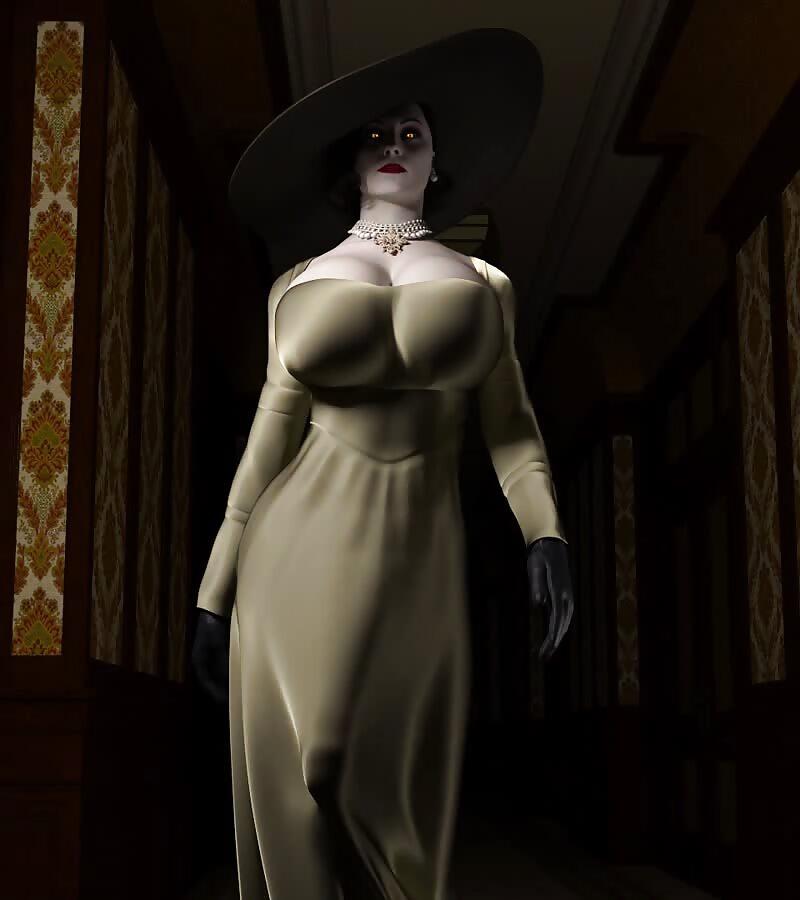 Lady Dick-mitrescu