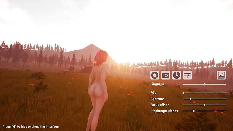 The Lustland Adventure - Added photo mode