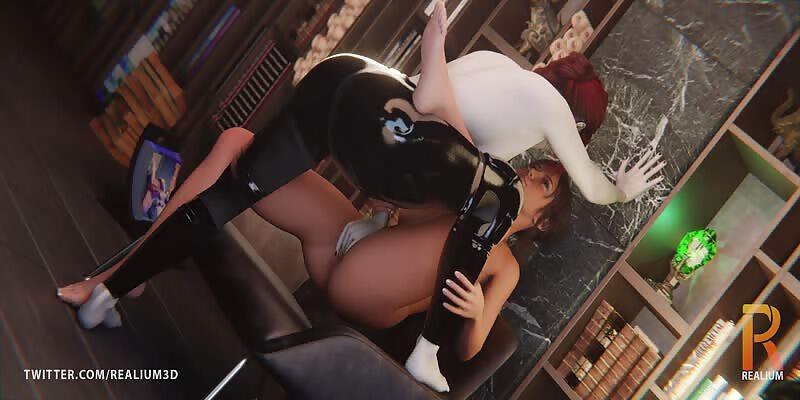 Lara Alone with Herself