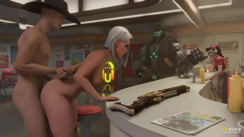 Ashe fucked in ass