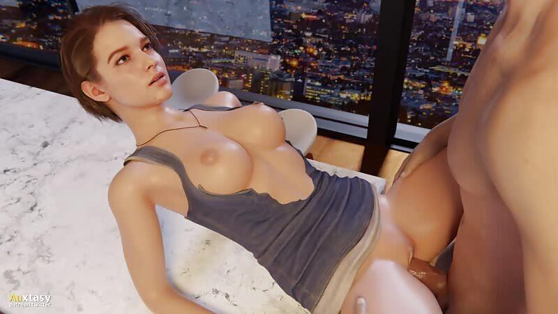 Jill Valentine fuck - Resident Evil