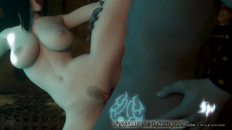 Stone Sorceress Teaser: Stoney + Succubus