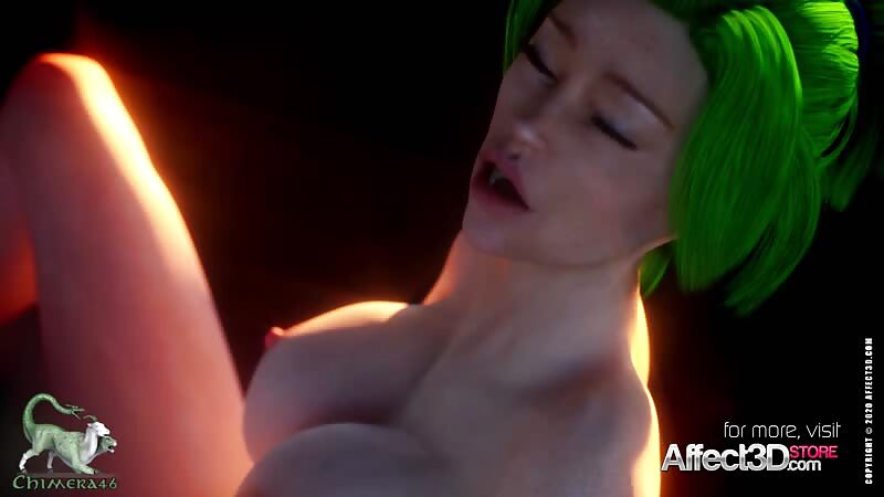 Busty Elves In Peril - Animation Anthology: Volume II (A3D Trailer2)