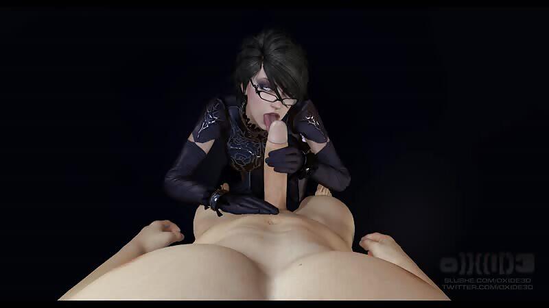 Bayonetta - Lick