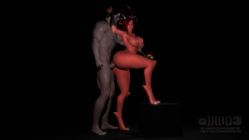 Demon Girl Vex - Fun