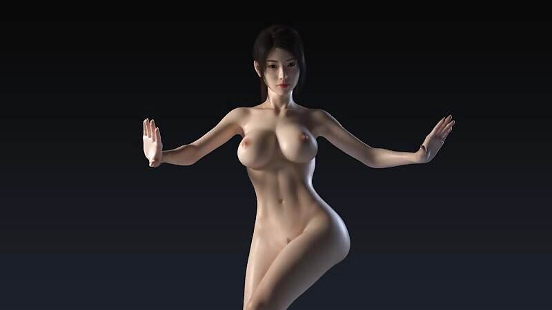 Soo-Mi - Dance Animation
